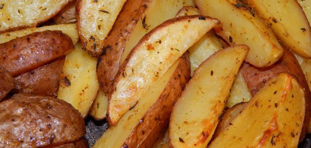 طريقة تحضير البطاطس في الفرن