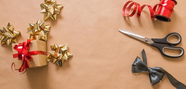 أفكار هدايا بسيطة وجميلة