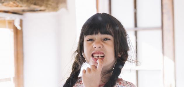 ترتيب ظهور الأسنان