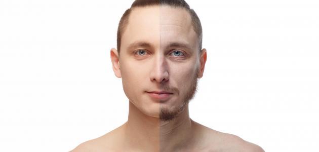 كيف أكون أبيض البشرة للرجال