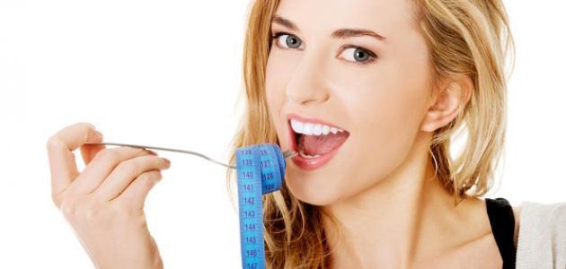 كيف تنقص الوزن الزائد