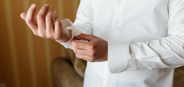 طريقة إزالة الحبر عن الملابس البيضاء