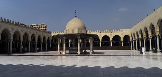 أول جامع أسس في مصر