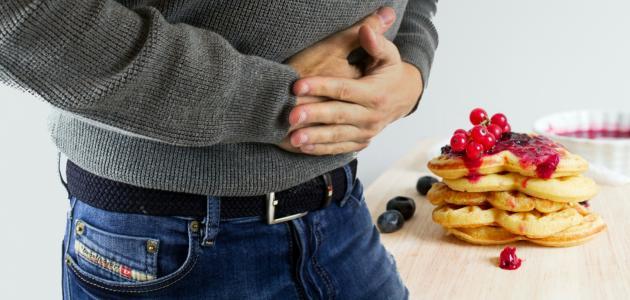 أعراض مرض قرحة المعدة