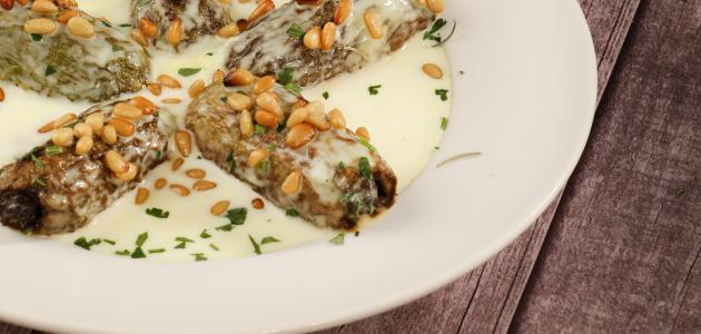طريقة طبخ شيخ المحشي السوري