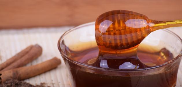 ماسك العسل والقرفة