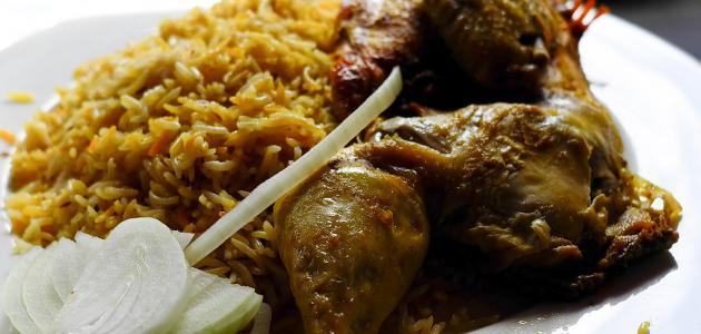 طريقة طبخ المندي اليمني