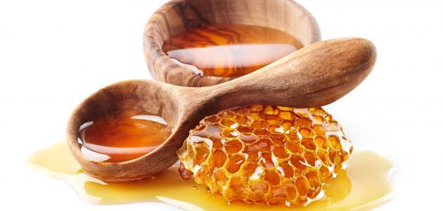 ماسك شمع العسل