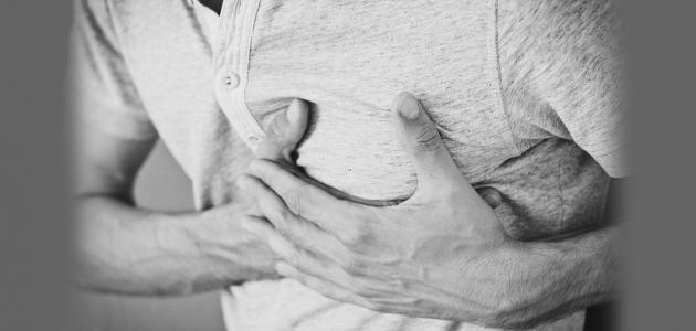 آثار الجلطة القلبية