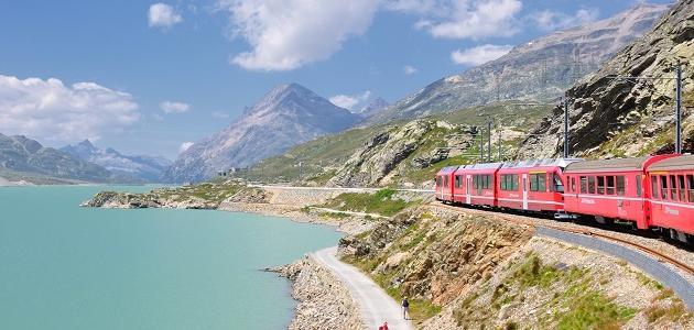 أهم المعالم السياحية في سويسرا