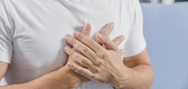 أعراض نبضات القلب السريعه