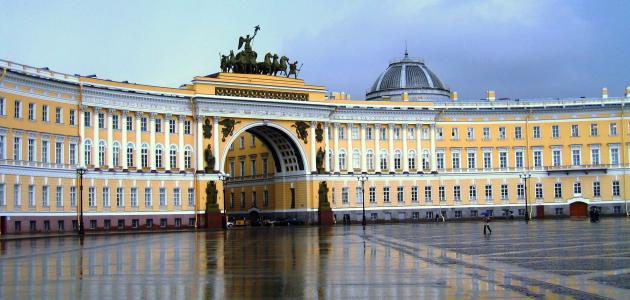 أهم المعالم السياحية في سانت بطرسبرغ