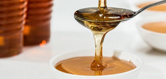فوائد العسل مع ماء الورد للوجه