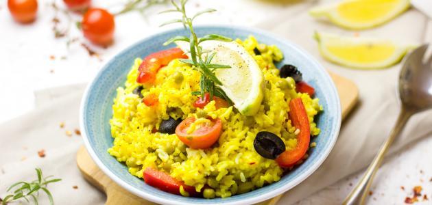 طريقة طبخ أرز المطاعم