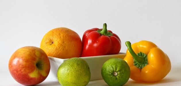 طريقة حفظ الخضار والفواكه في الثلاجة