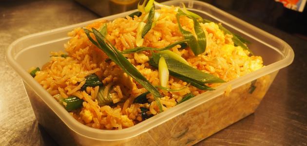 طريقة طبخ أرز بسمتي هندي
