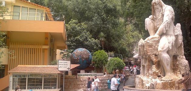 أهم المعالم السياحية لبنان