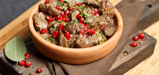 طريقة طبخ كلاوي الخروف