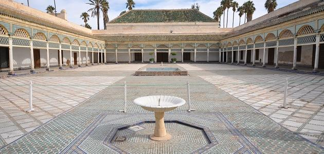 أهم المعالم السياحية في مراكش
