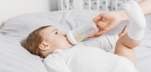 أفضل طريقة لعلاج مغص الرضع