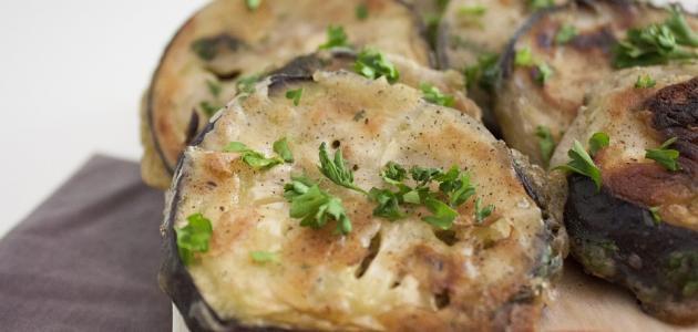 طريقة طبخ مطبق الباذنجان