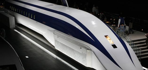 أسرع قطار في اليابان