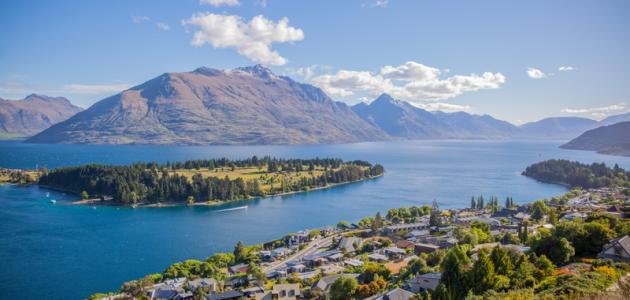 أين تقع نيوزيلاندا