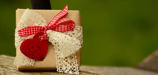 أفكار هدايا للحبيبة