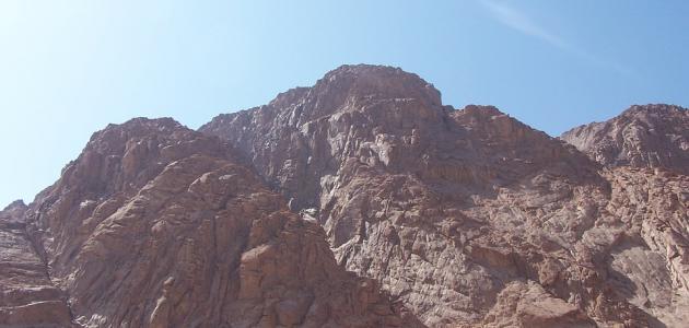 أهم المعالم السياحية في سيناء