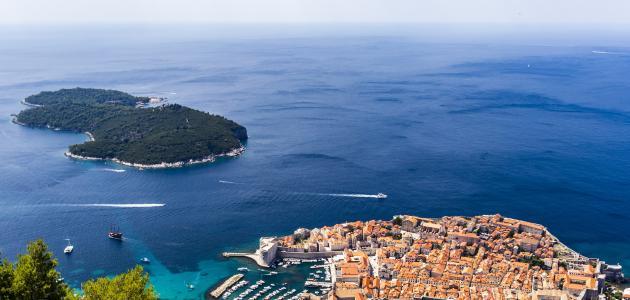 أفضل الأماكن السياحية في كرواتيا