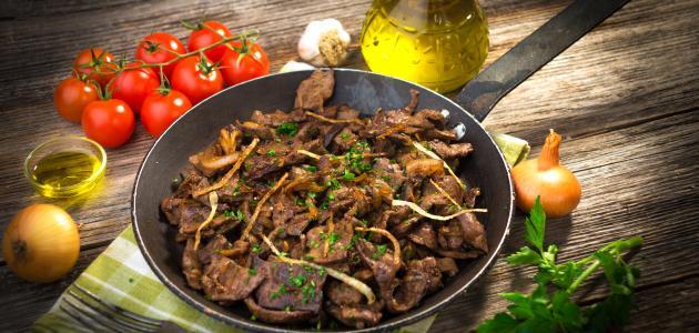 طريقة طبخ معلاق الخروف