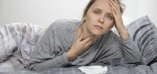 أعراض وجود التهاب في الجسم