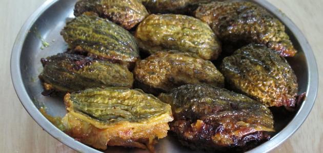 طريقة طبخ خضار الكريلا