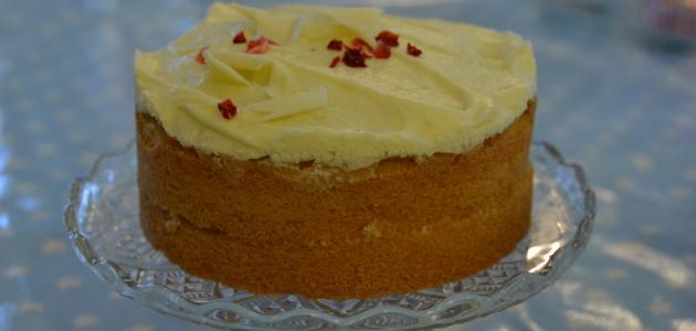 أبسط طريقة لعمل الكيكة الاسفنجية