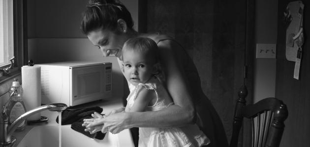 الوقاية من الزكام للأطفال