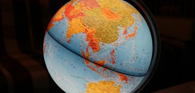 كم تبلغ مساحة الأرض