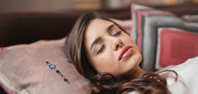 كيفية النوم بسهولة