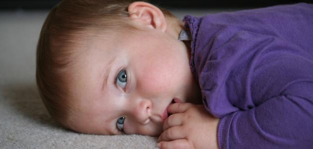 بماذا يفكر الطفل الرضيع