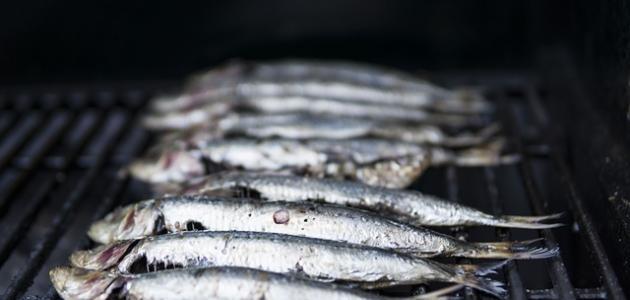 طريقة طهي سمك التونة في الفرن
