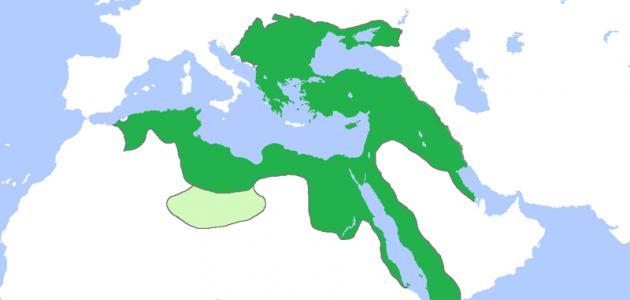 بحث عن الدولة العثمانية
