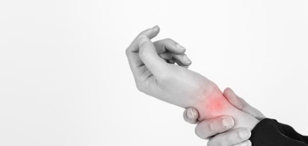 التهاب الأوتار في اليد