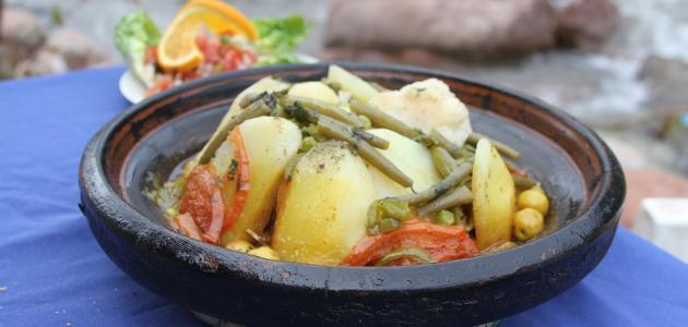 طريقة إعداد طاجين ملسوقة تونسي