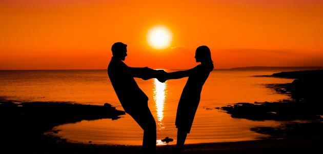 أجمل عبارات الحب للزوجة - موضوع