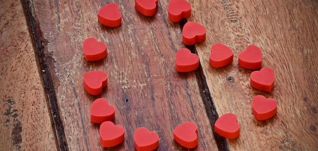 أجمل عبارات الحب والغزل القصيرة