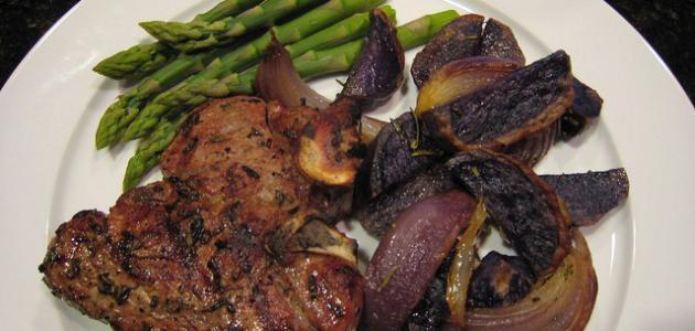طريقة طبخ ستيك لحم العجل