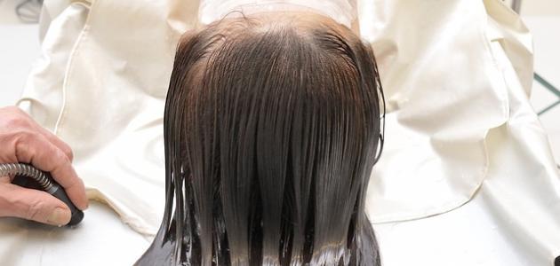 طريقة تنظيف فروة الرأس من الروائح