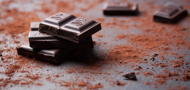 أكل الشوكولاتة للحامل