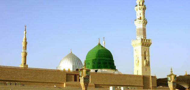 أول مسجد بني في الإسلام