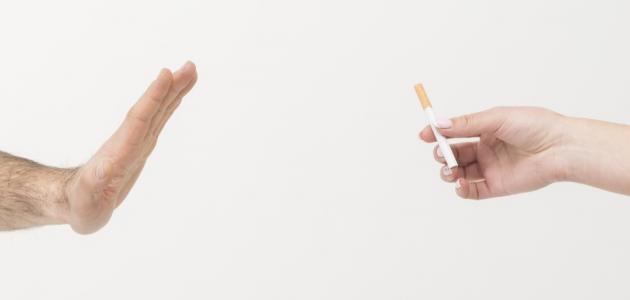كيف يستطيع الإنسان الإقلاع عن التدخين