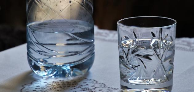 الماء للإمساك